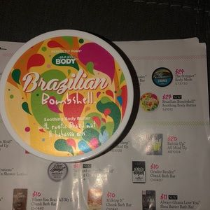 Perfectly Posh Brazilian Bombshell body butter
